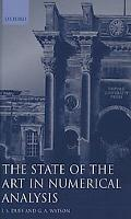 State of the Art in Numerical Analysis Based on the Proceedings of a Conference on the State...