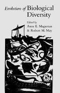 Evolution of Biological Diversity - Anne E. Magurran - Hardcover