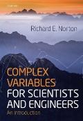 Complex Variables for Scientists and Engineers : An Introduction