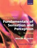 Fundamentals of Sensation and Perception