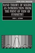 Band Theory of Solids An Introduction from the Point of View of Symmetry