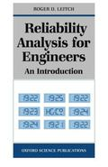 Reliability Analysis for Engineers An Introduction