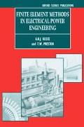 Finite Element Methods in Electrical Power Engineering