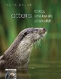 Otters Ecology, Behaviour And Conservation