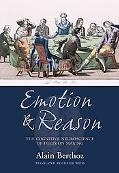 Emotion And Reason The Cognitive science of Decision Making