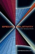 Special Relativity A First Encounter, 100 Years Since Einstein