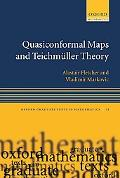 Quasiconformal Maps and Teichmuller Theory