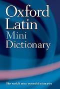 Oxford Latin Minidictionary