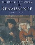 Oxford Dictionary of the Renaissance