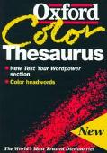 Oxford Color Thesaurus
