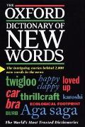 Oxford Dictionary of New Words