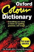 Oxford Colour Dictionary
