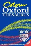 Oxford Colour Thesaurus