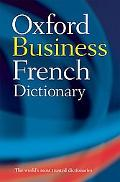 Oxford French Business Dictionary French-English/English-French