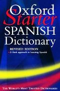 Oxford Starter Spanish Dictionary
