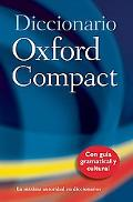 Diccionario Oxford Compact/Pocket Oxford Spanish Dictionary