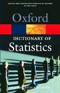 Dictionary of Statistics
