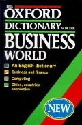 Oxford Dictionary for the Business World