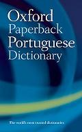 Oxford Paperback Portuguese Dictionary - John Whitlam - Paperback
