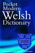 Pocket Modern Welsh Dictionary A Guide to the Living Language