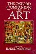 Oxford Companion to Art - Harold Osborne - Hardcover