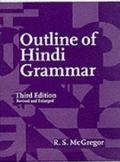 Outline of Hindi Grammar: With Exercises and 2 Cassettes