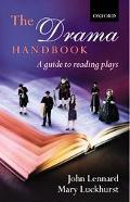 Drama Handbook A Guide to Reading Plays