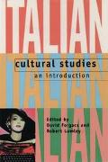 Italian Cultural Studies An Introduction