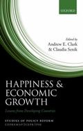 Happiness and Economic Growth : Lessons from Developing Countries