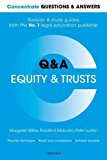 Concentrate Questions and Answers Equity and Trusts: Law Q&A Revision and Study Guide, 1st E...
