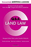 Concentrate Questions and Answers Land Law: Law Q&A Revision and Study Guide (Concentrate La...