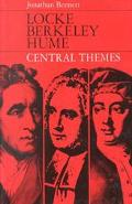 Locke, Berkeley, Hume Central Themes