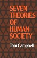Seven Theories of Human Society
