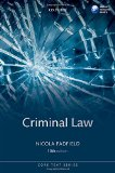 Criminal Law, 10th Ed. (Core Texts)