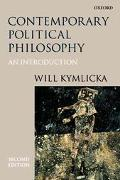 Contemporary Political Philosophy An Introduction