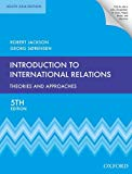 INTRODUCTION TO INTERNATIONAL RELATIONS 5E P