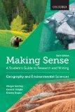 Making Sense in Geography and Environmental Studies: A Student's Guide to Research and Writing