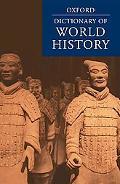 Dictionary of World History