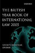 British Year Book of International Law 2005