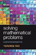Solving Mathematical Problems A Personal Perspective