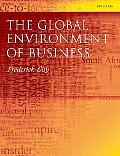 The Global Environment of Business