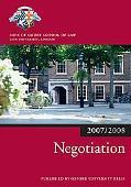 Negotiation 07-08