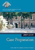 Case Preparation 07-08