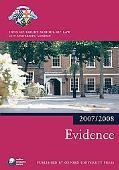 Evidence 07-08