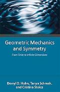 Geometric Mechanics and Symmetry: From Finite to Infinite Dimensions (Oxford Texts in Applie...