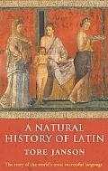 Natural History of Latin