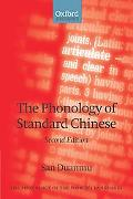Phonology of Standard Chinese
