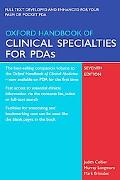 Oxford Handbook of Clinical Specialties for Pdas
