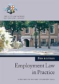Employment Law in Practice 2008