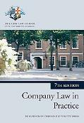 Company Law in Practice 2008
